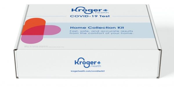 Kroger developed its own at-home COVID tests and is giving them to employees for free