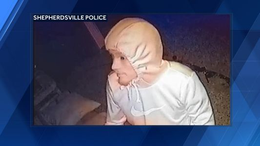 Shepherdsville police asking for public's help to indetify break-in suspect