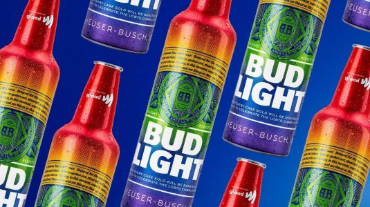 Bud Light to sell rainbow bottles, donate money during Pride Month to support LGBTQ community