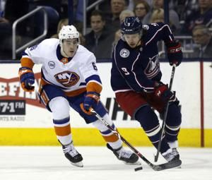 Another shutout for Bobrovsky as Blue Jackets beat Islanders