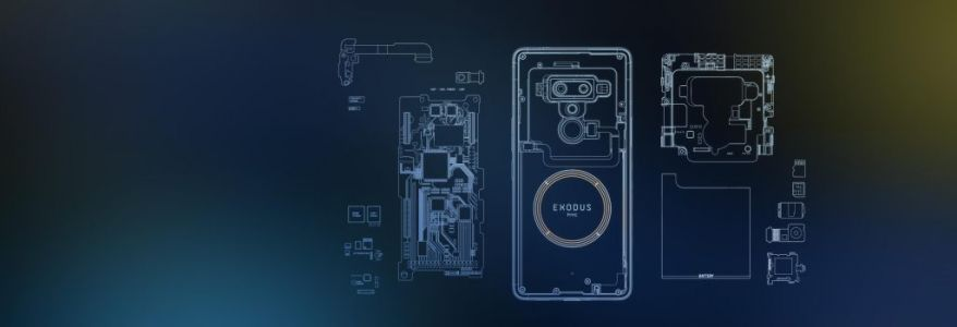 Meet the First Major Blockchain-Powered Smartphone on the Market