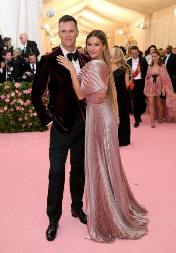 Tom and Gisele a hit at Met Gala