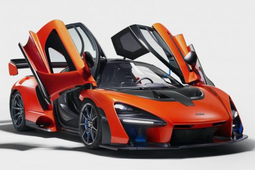 McLaren Reveals the Senna: The $1 Million USD Extreme Track Car