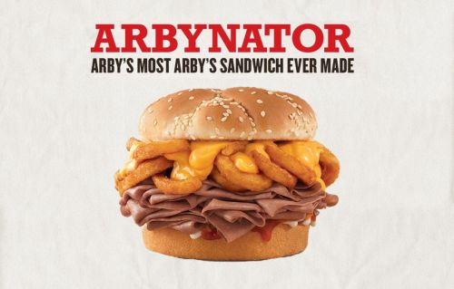 Arby's Finally Put Curly Fries on a Sandwich - The Arbynator