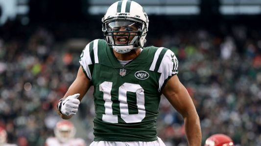 Lions ink Jermaine Kearse after disappointing season with Jets