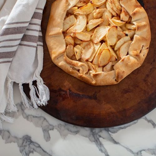 Easiest Ever Apple Galette