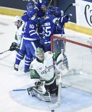 Toronto beats Texas 6-1 in Game 7 to win AHL's Calder Cup