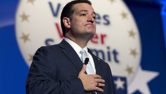 Ted Cruz: 'Everyone stood' for national anthem at hurricane charity concert with ex-presidents
