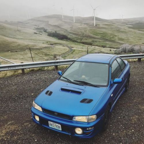 This Guy's Subaru Impreza Was Stolen Right After He Bought It
