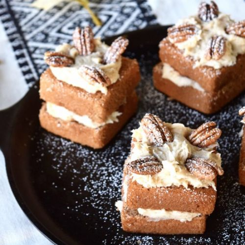 Holiday Spice Cakes
