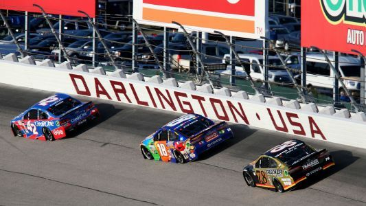 NASCAR at Darlington: Results, highlights from Brad Keselowski's Bojangles' Southern 500 victory