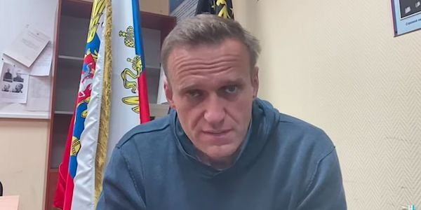 Putin critic Navalny sentenced to jail after being arrested at a Moscow airport on his way home after being poisoned