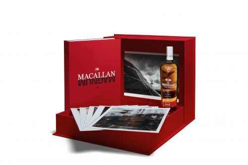 Macallan And Magnum Photos Collaborate On Luxury Bottle