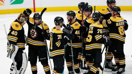 Bergeron, Krejci, Marchand each net 2 goals in Bruins win over Capitals