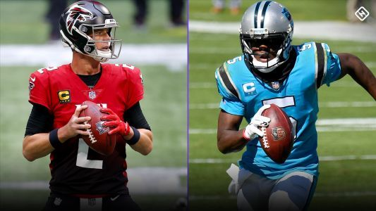 Falcons vs. Panthers live score, updates, highlights from 'Thursday Night Football' game