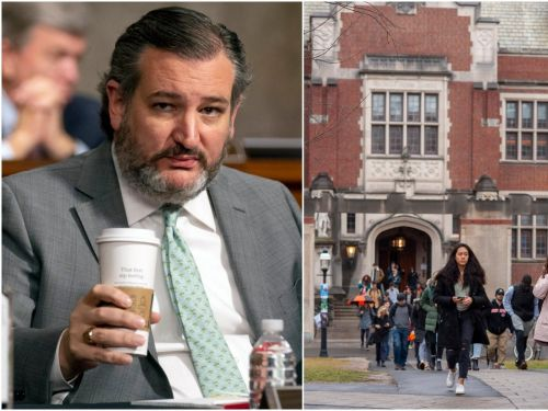 America's oldest college debate society votes to strip Ted Cruz of a prestigious Princeton honor for public service