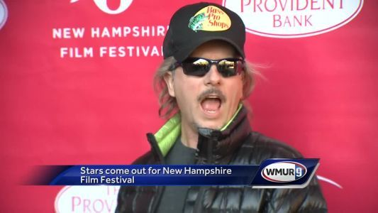 Stars come out for New Hampshire Film Festival