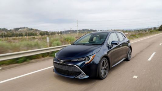 Toyota Might Make a GRMN Hot Hatch Version of the Corolla