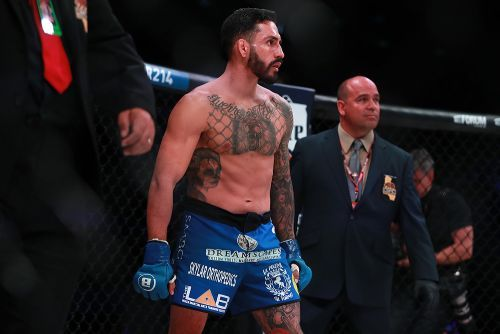 Henry Corrales credits Benson Henderson, move to MMA Lab for resurgence after Bellator 214