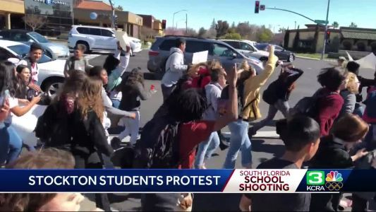 5 Stockton high school students arrested during protests