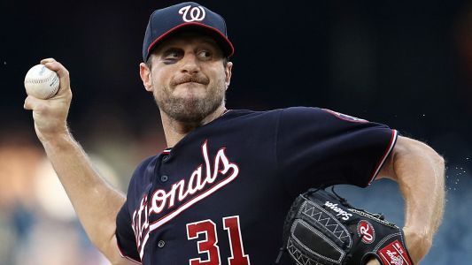 Max Scherzer does his job again, and in typical hard-nosed fashion