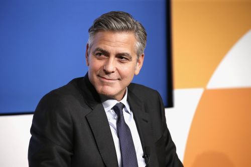 George Clooney said Parkland student activists made him 'proud of my country again'