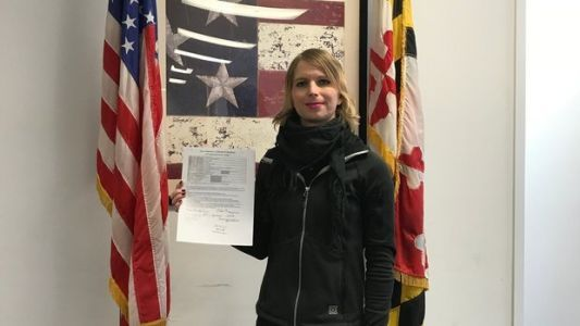 Chelsea Manning Officially On The Ballot For U.S. Senate Race In Maryland