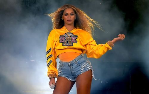 Beyoncé Made History at Coachella While Wearing Custom Balmain