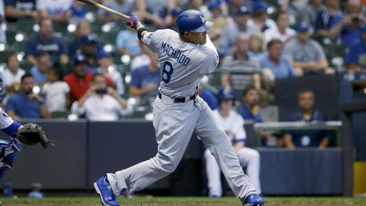 MLB wrap: Dodgers top Brewers in Manny Machado's debut