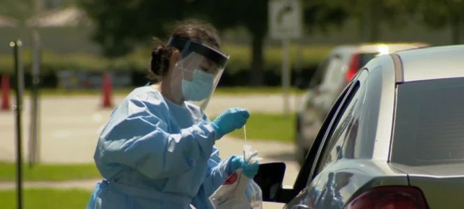 Coronavirus: Florida adds more than 1,700 new cases, over 50 deaths Monday