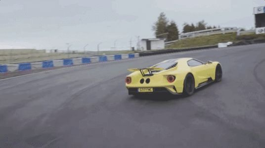 Watch Chris Harris Track The Ford GT If Only For The Slow-Mo Car Shots
