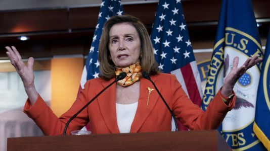 Pelosi Prepares Democrats For Rare Possibility The House May Decide The Election