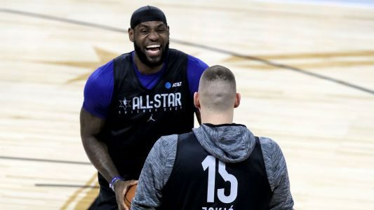 NBA All-Star Game 2020 live score, updates, highlights from Team LeBron vs. Team Giannis