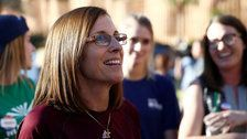 Arizona Governor Names Martha McSally To John McCain's Senate Seat