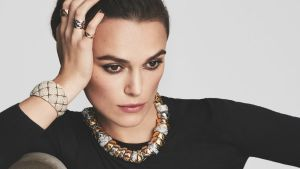 Keira Knightley Is the New Face of Chanel Jewelry