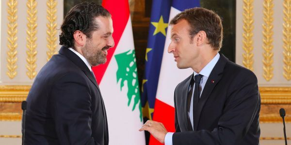 Lebanon's prime minister is reportedly leaving Saudi Arabia and heading to France