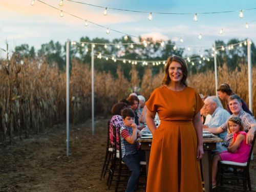 Vivian Howard's 'A Chef's Life' Ends With a Harvest-Themed Special