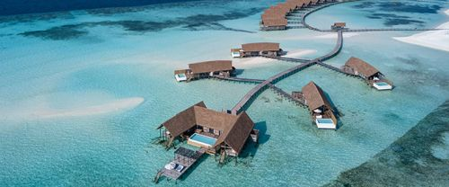 Vacation Atop a Luxurious 1184 sq ft Traditional 'Dhoni' Fishing Boat in Como Coacoa Island, Maldives
