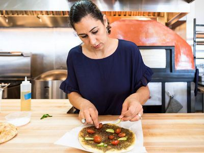 Oakland Star Baker Reem Assil Joins Daniel Patterson's Group for Next Project