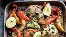 Sheet Pan Chicken Recipes For Everyone Who Hates Doing Cleanup