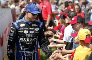 Win one for Jr.: JR Motorsports has 3 shots at Xfinity title