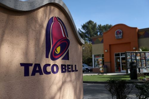 Taco Bell named best Mexican restaurant