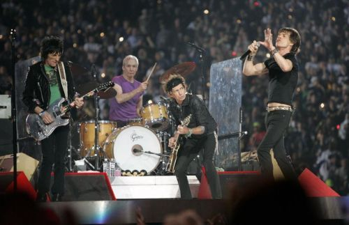 The Rolling Stones coming to Gillette Stadium this summer