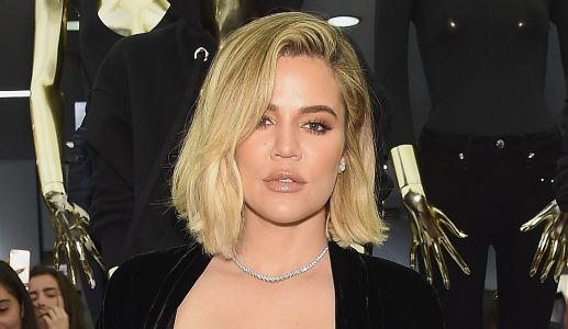 Khloé Kardashian Is Forced to Expose Her Growing Baby Bump at the Airport!