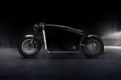 Bandit9 Heads to the Future With the Odyssey Motorcycle