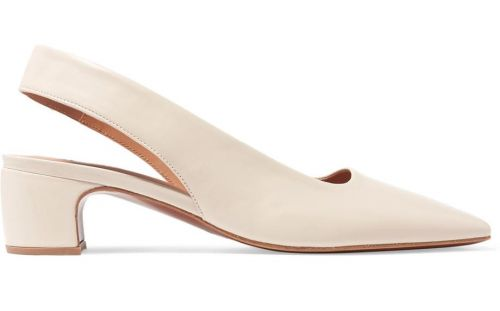 The White Slingbacks That Will Force Alyssa to Stop Wearing Sneakers All the Time