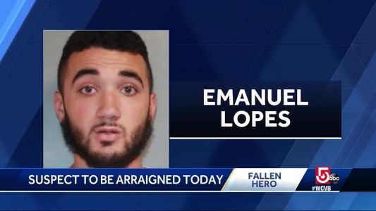 Man accused of killing officer, bystander to be arraigned