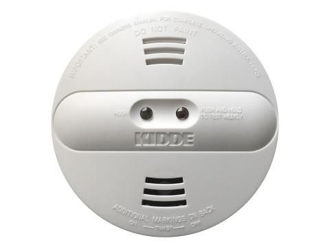Kidde recalls nearly half a million smoke alarms with design flaw