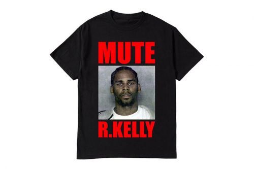 PizzaSlime Drops MuteRKelly Limited Edition T-Shirt