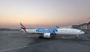 Emirates Expo 2020 Themed Livery Aircraft Model Collection Takes Off